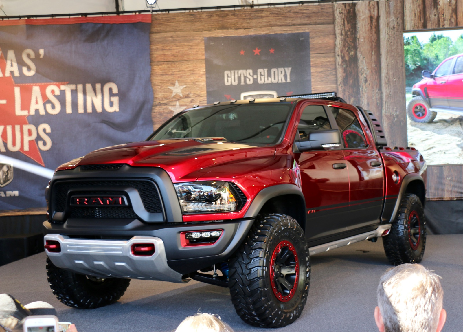 the ram rebel trx concept is over the top and i want one. Black Bedroom Furniture Sets. Home Design Ideas