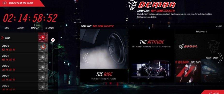 Dodge Challenger Demon Wheel Wallpapers On New Website Dodgeforum Com