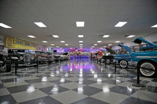 You may have never heard of it, but Rick Lorenzo's car collection is amazing.