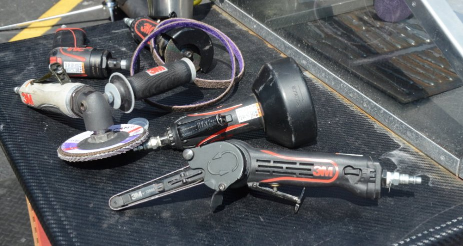 3M grinding tools