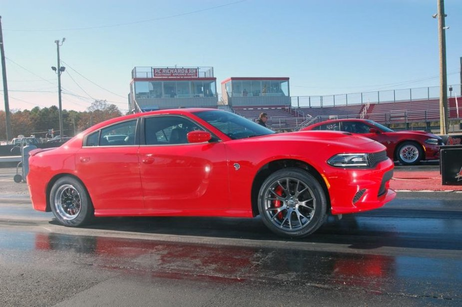Mike Alford's Dodge Charger SRT Hellcat