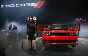 Dodge Demon in LA