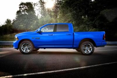 dodgeforum.com 2018 Ram 1500 Hydro Blue Sport