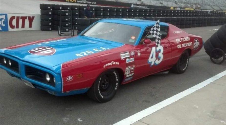 NASCAR 1971 Dodge Charger