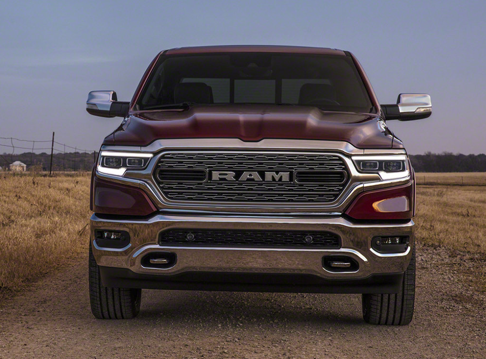 Ram 1500 Named 2019 Truck Of The Year By Motor Trend