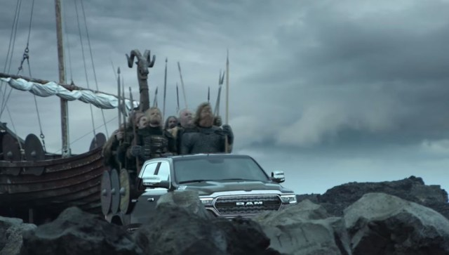 Super Bowl Dodge Ad Features Real Vikings
