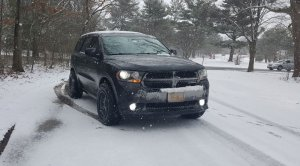 Durango New Stance in the Snow