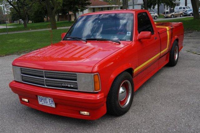 Custom 1987 Dakota High Front