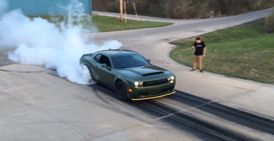 Demon Burnout Far