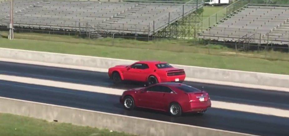Demon Racing CTS-V