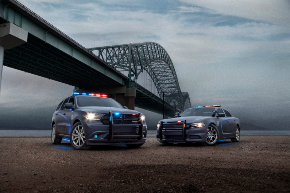 "Dodge Durango ""Pursuit"" version"
