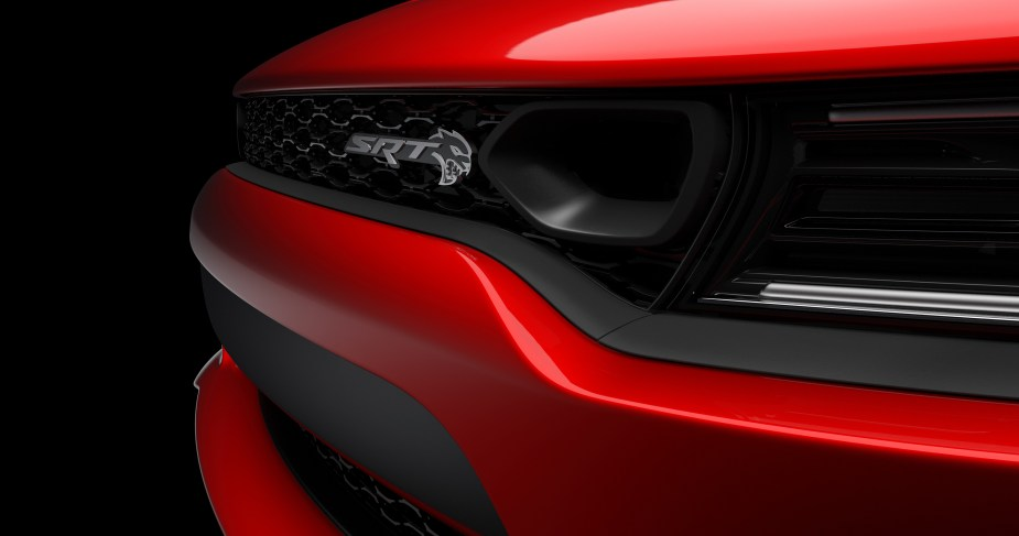 2019 Dodge Charger Hellcat Teaser