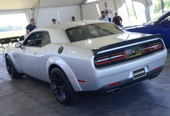 Redeye Challenger Rear Driver's Side