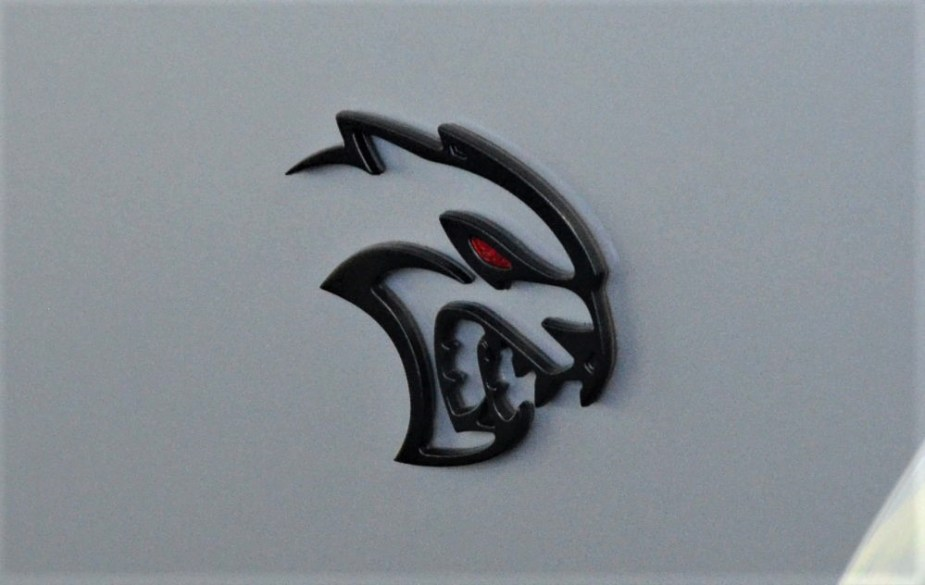 Redeye Fender Badge