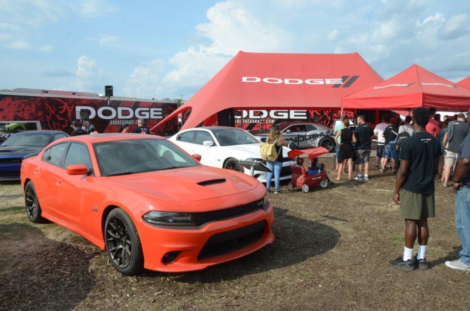 Dodge Roadkill Tent