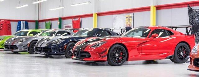 Dodge Viper Lineup