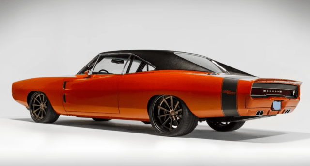 "1969 Dodge Charger R/T ""MayHem"" after restoration."