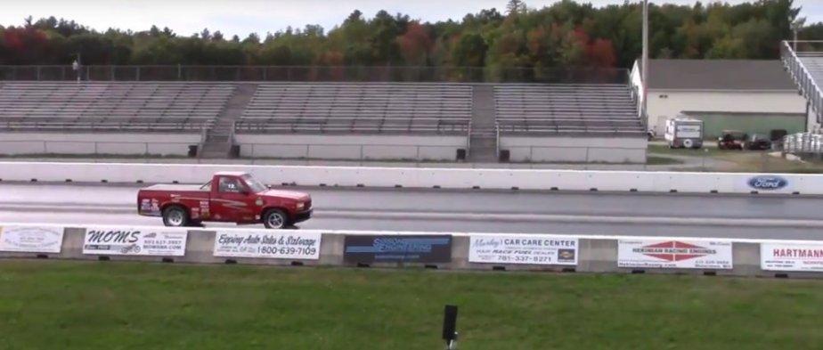 First Gen Dodge Dakota Mid Track