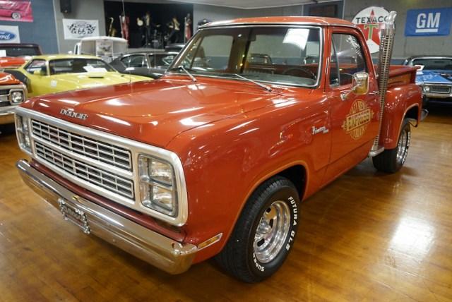 1979 Dodge L'il Red Express.