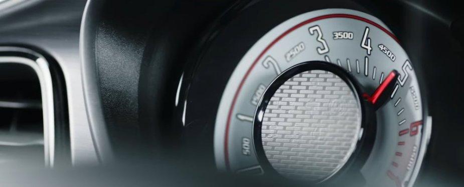 Dodge Challenger Tachometer