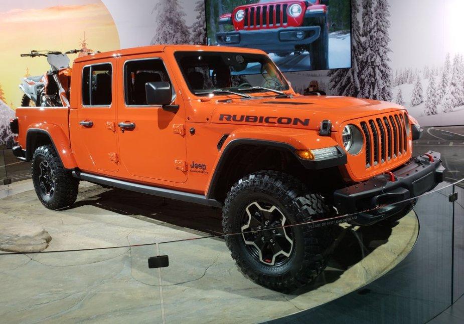 Jeep Renegade at NAIAS