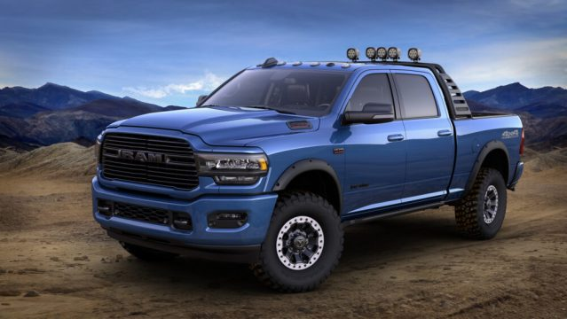 Mopar modified 2019 Ram 2500