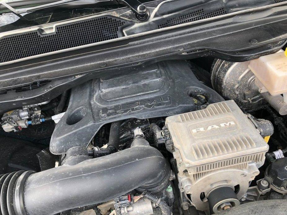 2019 Ram 1500 Hemi Hybrid