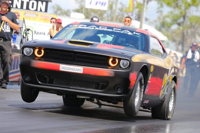 Mopar Dodge Challenger Drag Pak driver Leah Pritchett will make