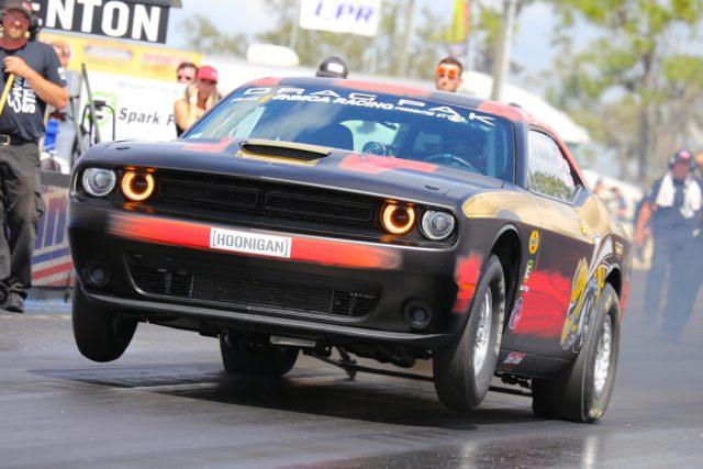 Mopar Dodge Challenger Drag Pak driver Leah Pritchett will make