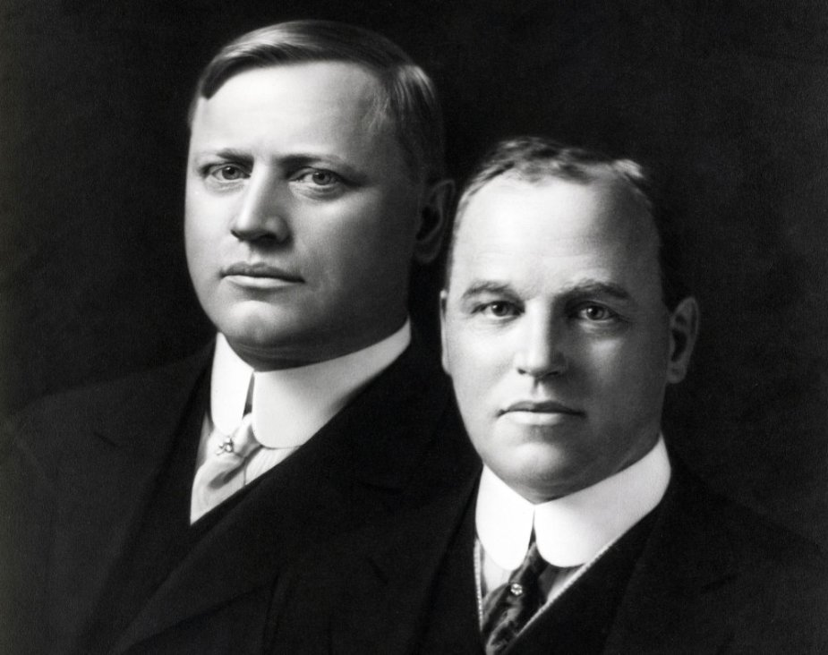 John and Horace Dodge