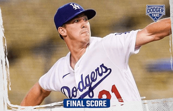Walker Buehler Weekly Updates
