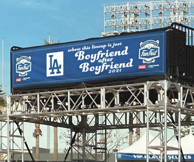 Dodgers Fanfest 2021