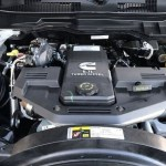 2020 Dodge RAM Engine