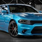 2019 Dodge Charger SRT Exterior