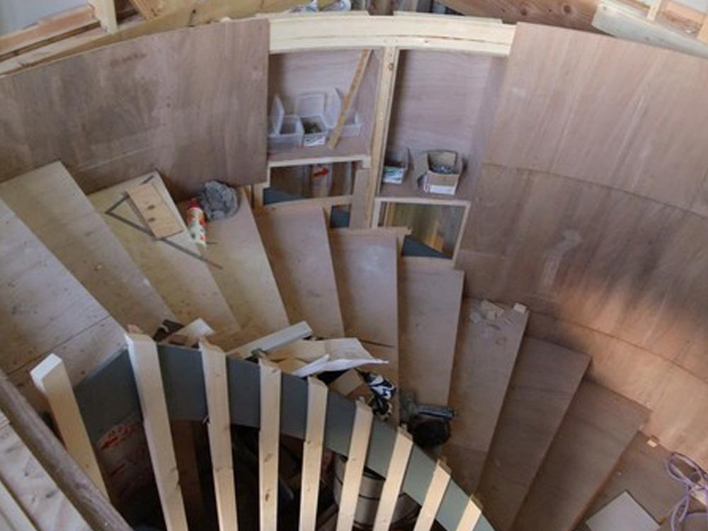 階段ニッチ