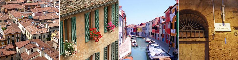 イタリアの街まちとは?