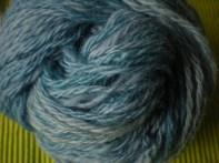mérinos bleu 2 brins