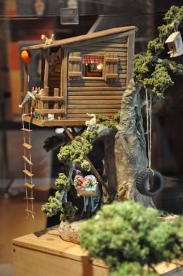 Taller la casita del árbol (miniaturas) de Dodo Arts and Crafts