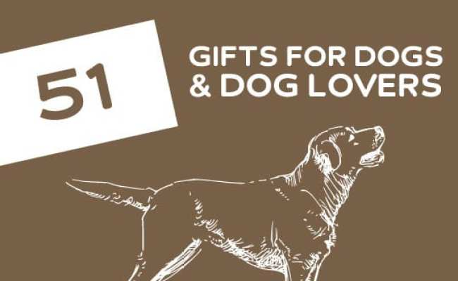 51 Pawsome Gifts For Dogs Dog Lovers Dodoburd