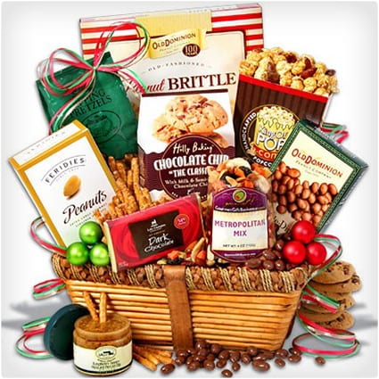 Best Food Christmas Gifts 2019