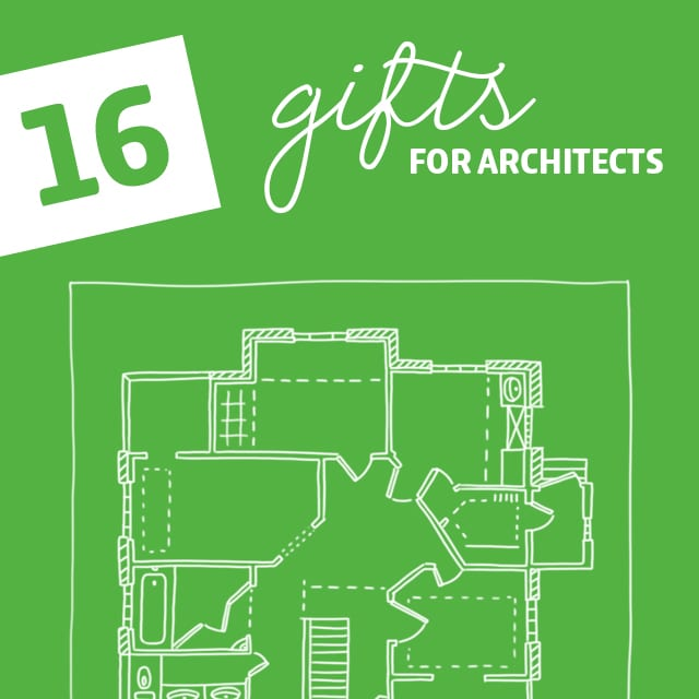 16 Creative Gifts For Architects Dodo Burd