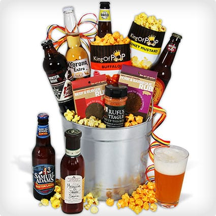 21 beer gift baskets
