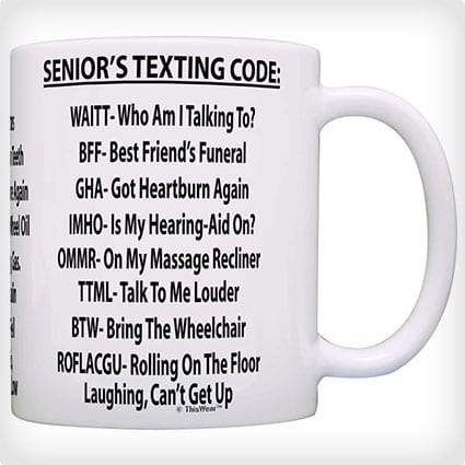 50 funny retirement gifts