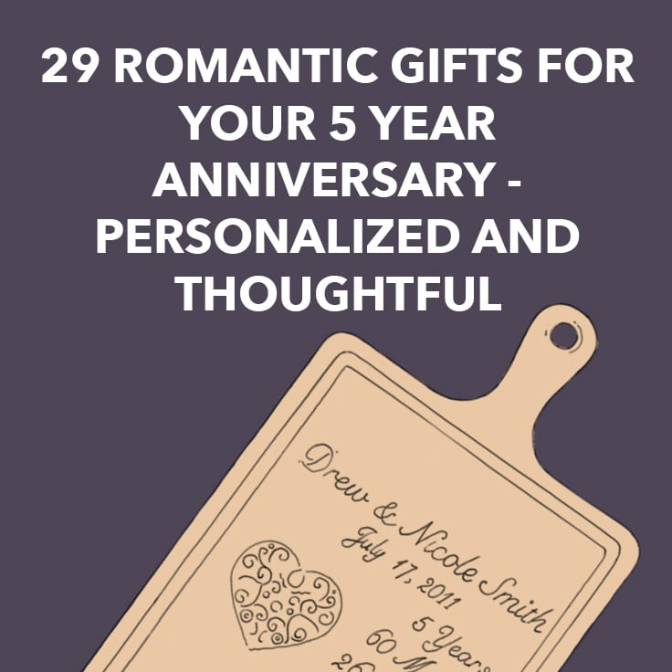 29 romantic gifts for