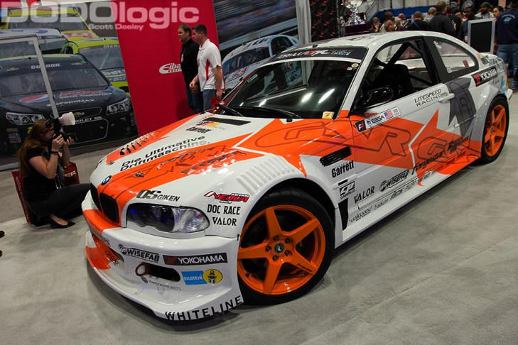 SEMA 2013: Day 2 -Race cars