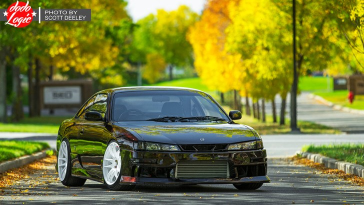 This S14 Silvia Has Never Looked Better