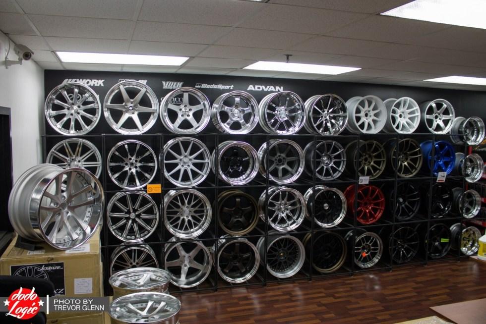 TF wheels