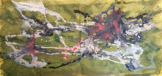 Energies VII. artwork by Dodo Newman