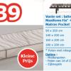 bultex matras met lattenbodem