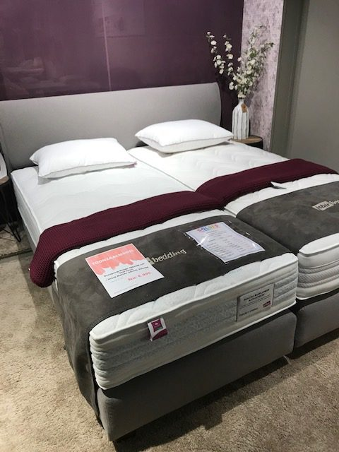 boxspring incl energy matras